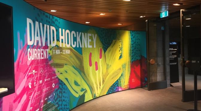 The seasons of David Hockney