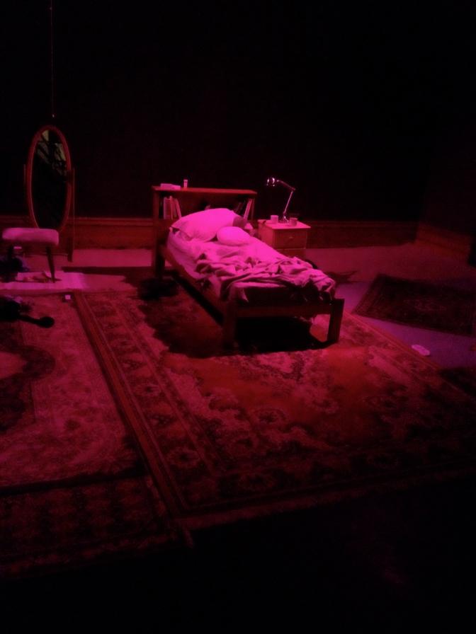 Insomnia, A play by Natasha Moszenin