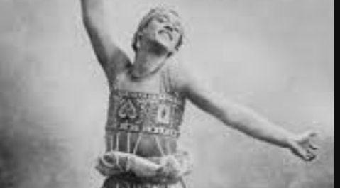 Nijinsky, the ballet of a great artist