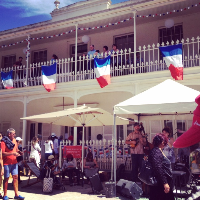 French Sunday at Como House