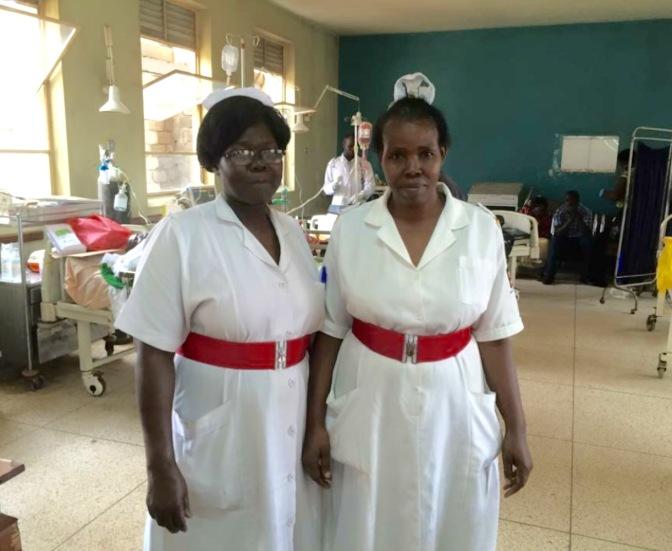 Nursing in Uganda