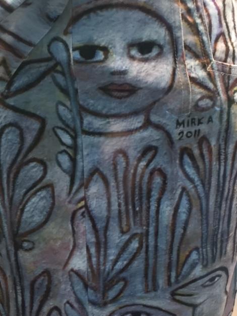 Rest in Peace Mirka Mora